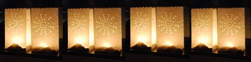 Candlebags : de sfeerbrengers bij elke gelegenheid